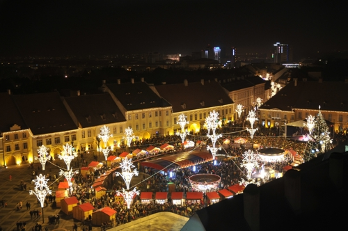 Romania Vrea Autostrazi Hd: Unde Petrecem Revelionul?Sibiu (IV