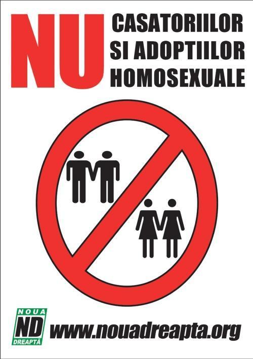 Mars contra homosexualilor