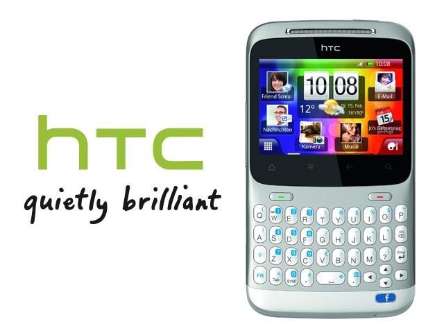 HTC ChaCha nevoia de socializare