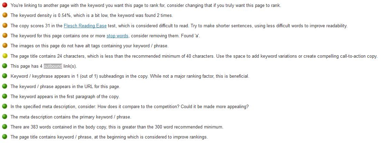 Wordpress Seo Yoast configurare