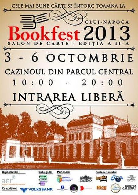 BookfestvCluj-Napoca 2013