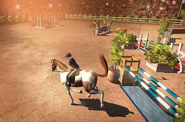jocuri cu cai de calarit