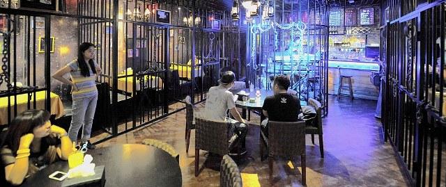 restaurant inchisoare