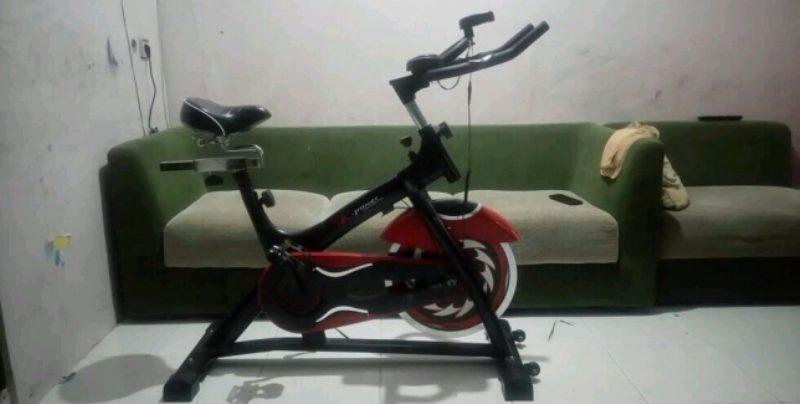 bicicleta de interior