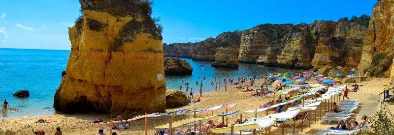 Regiunea Algarve din Portugalia