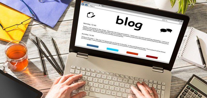 blogging corporatist