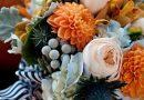 Cum faci un buchet perfect din flori de toamna