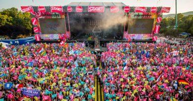 Sziget, festivalul fenomen din Ungaria