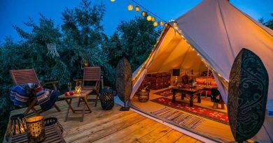 Top idei de camping sau de cazari inedite pe care sa le incerci